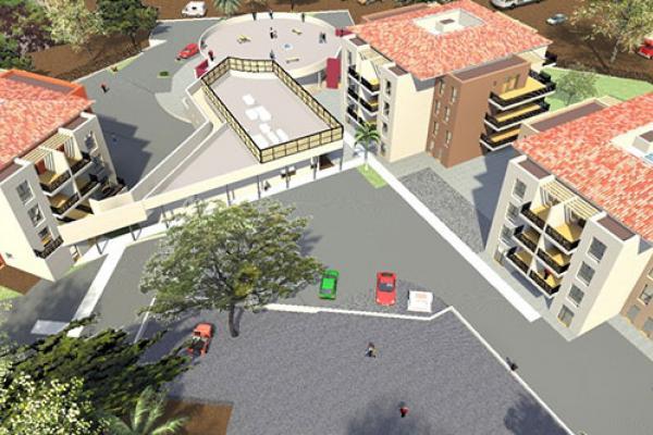 Ouverture d'une Maison de Quartier pour les seniors à La Farlède (83)